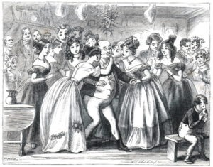 Mr Pickwick takes a bow