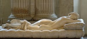 The Sleeping Hermaphroditus by Gian Lorenzo Bernini