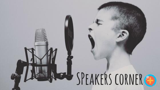 Speakers Corner - Henry Goldstein