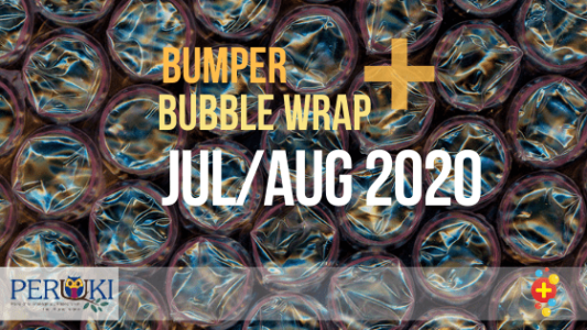 Bubble Wrap Plus July/August 2020
