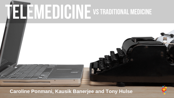 Telehealth vs Traditional Medicine