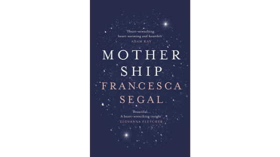 Book cover for Mother Ship