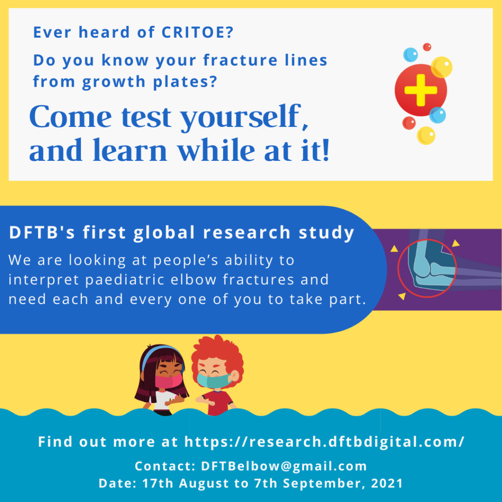 Be a part of something new. Our first global piece of research - and no Lego munching required!